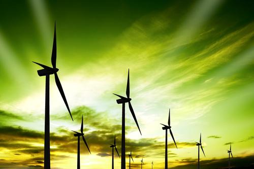 Windstrommenge um 25% angestiegen